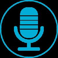 microphone blu